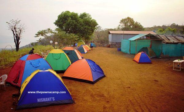 Pawna Hill Camping