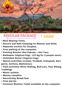 The Pawna Camp Packages