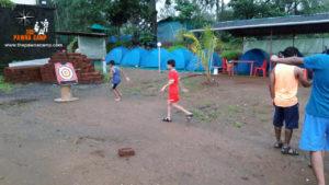 Playground Campsite B