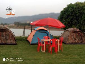 lavasa lake camping
