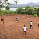 Games at Pawna lake camping