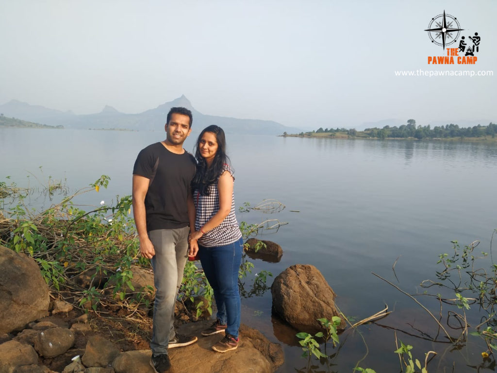 Camping near Mumbai for couples
