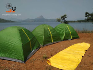 Camping near Mumbai